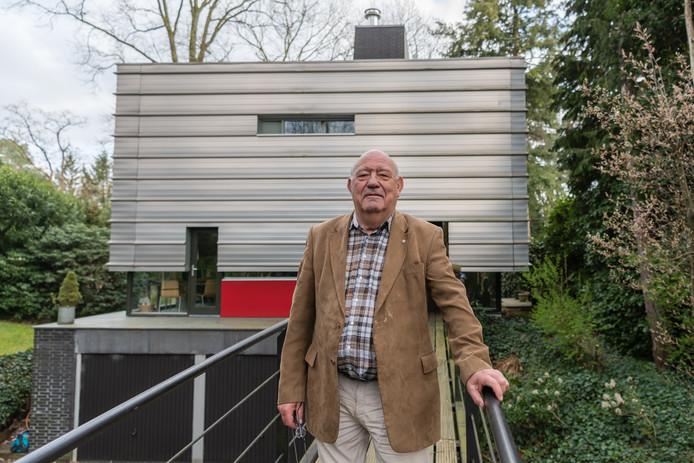 Secretaris Jan Scherphuis van de Belangenvereniging Den Dolder.