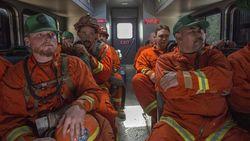 Honderden gevangenen helpen bij blussen van bosbranden in Californië, intussen al 35 slachtoffers