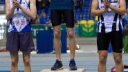 """Tibo Malumgré knalt naar goud op 400m op VK scholieren: """"Winst en een record, super"""""""