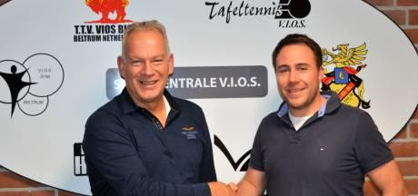 Kevin Vos uit Neede nieuwe trainer VIOS Beltrum