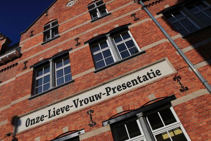 Bij Internaat O.L.V. Presentatie in Ledeberg wordt geïnvesteerd in brandveiligheid.