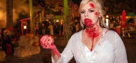 Horrorfeest in Hellendoorn een succes: 'Je voelt de angst in hun lijfjes'
