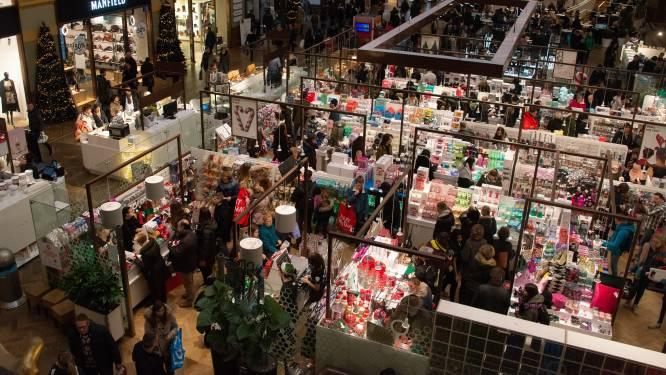 Kerstshoppers breken record: gisteren werd nog meer geld uitgegeven dan op Black Friday
