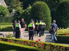 """Kasteeldomein Park Den Brandt in Antwerpen afgesloten """"na vondst granaat"""""""