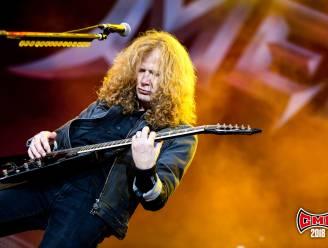 Megadeth en elf andere nieuwe namen voor Graspop