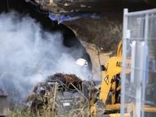 Brand grotten Maastricht helemaal uit