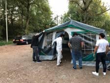 Nieuw protest van Romafamilie Nicolich voor eigen standplaats