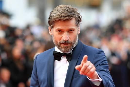 Nikolaj Coster-Waldau, à Cannes, le 13 mai 2018.