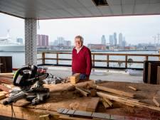 Hennie van der Most bouwt gestaag door aan Attractiepark Rotterdam, vooral ondergronds