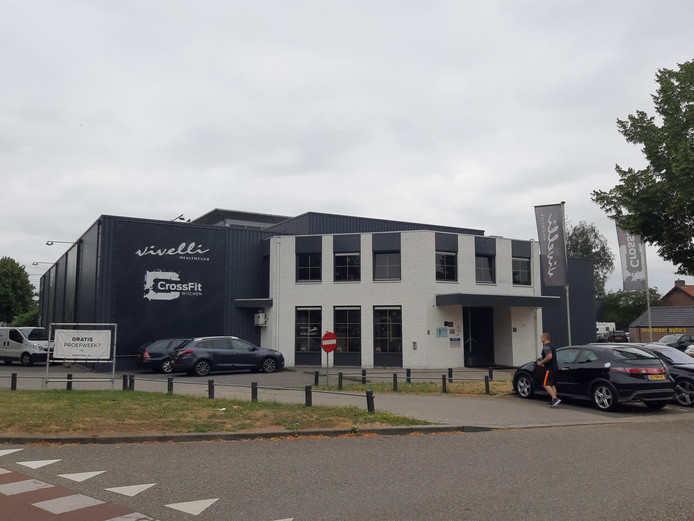 Sportschool Vivelli in Wijchen.