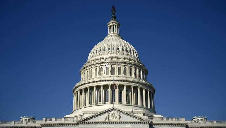Capitol Hill. Beeld afp