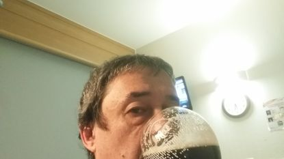 """""""'t Is tijd, want biertjes zijn bijna op"""""""