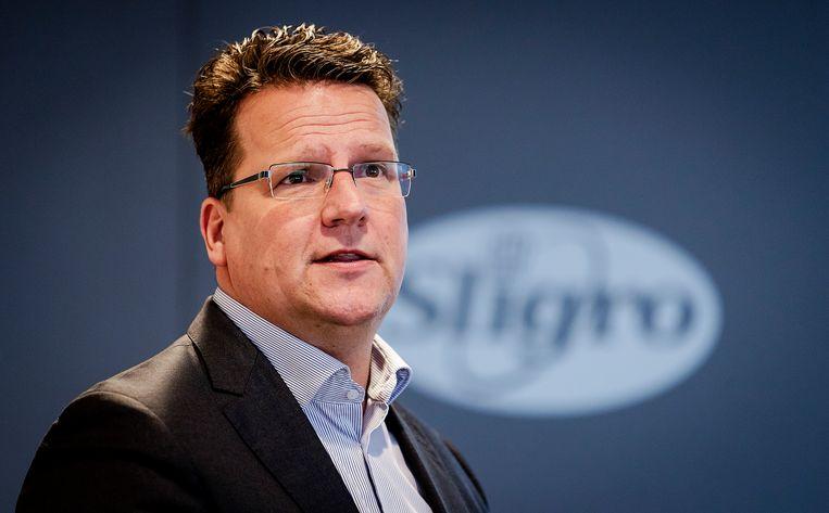 CEO Koen Slippens van Sligro Beeld ANP