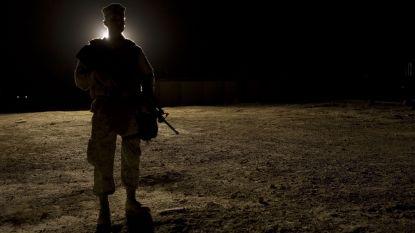 """""""Amerikaanse soldaten in Irak waren gewaarschuwd voor raketaanval"""""""