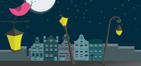 Nieuw likje verf voor Beuningse lantaarnpalen