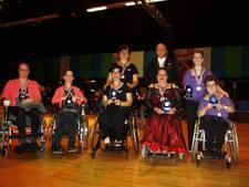 The Quickly Dancers uit Zeeland zeer succesvol op NK rolstoeldansen