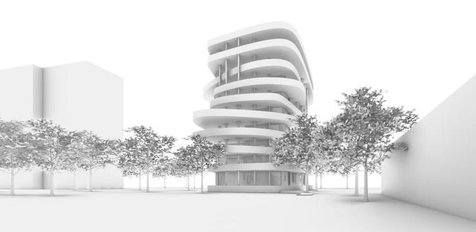 bouwplan Nobelkwartier Biltse Rading De Bilt, tekst Nils de Kruijff