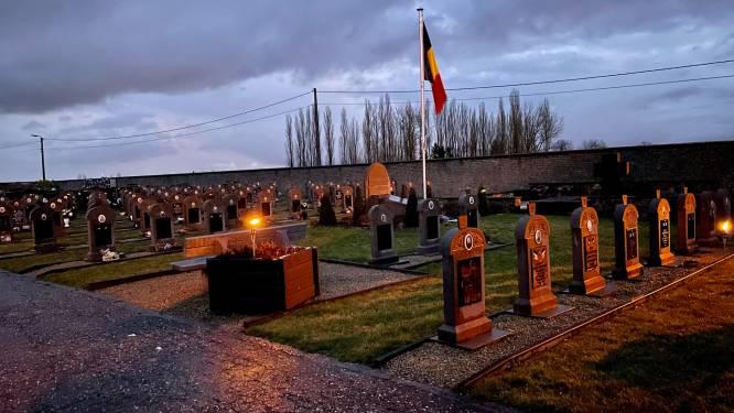 KNSB zorgt op kerstavond voor lichtjes op oorlogsgraven