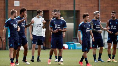 Football Talk. Openingsmatch Ligue 1 uitgesteld na positieve gevallen bij Marseille - Buta weken out met scheur in adductoren