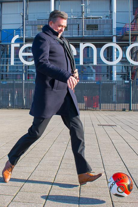 Emile Roemer: 'Feyenoord-talkshow een hele eer'