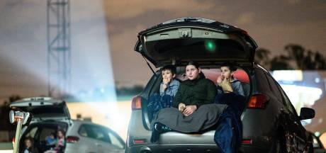 Hoop op drive-inbioscoop in Spijkenisse