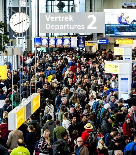 Chaos op Schiphol: storing kan ook maandag gevolgen hebben
