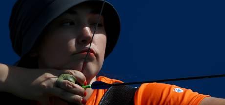 Handboogschutter Bayardo dankzij halve finale naar Olympische Spelen