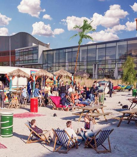 Tilburgse schouwburg ligt deze zomer aan het strand: lichten voor Beachy (tóch) op groen
