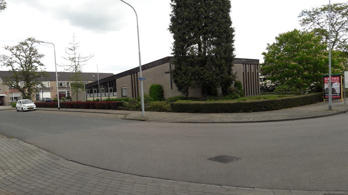 De Molukse kerk Immanuel in Winterswijk, beoogde plek voor een monument dat herinnert aan de komst van Molukkers naar het dorp in 1959.