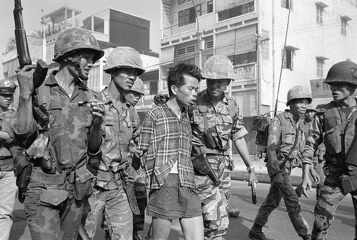 Le corps de Nguyen Van Lem n'a jamais été retrouvé.
