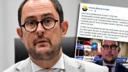 """Van Quickenborne dient klacht in wegens laster  na valse beschuldiging door Vlaams Belang: """"Leugens verspreiden is geen oppositie voeren"""""""