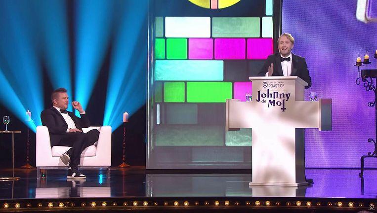 Comedy Central - The roast of Johnny de Mol Beeld