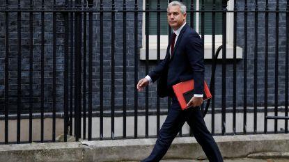 """Brexit-minister: """"Groot-Brittannië moet EU verlaten op 31 oktober"""""""
