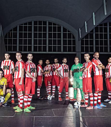 Afgang zaalvoetballers ZVV Eindhoven