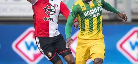 Jerayno Schaken (Ajax) na ADO - Feyenoord: Ik ben beter dan m'n vader