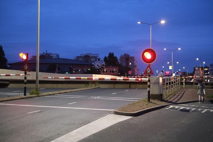 Trekvlietbrug sluit niet door storing