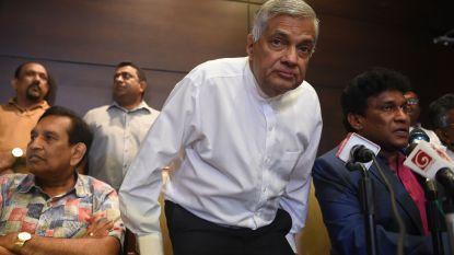 President Sri Lanka ontslaat premier en zet parlement op non-actief
