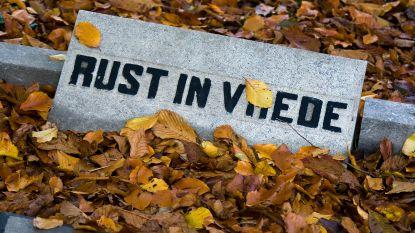Ontruimingswerken op begraafplaats: zondag laatste dag om graf op te ruimen