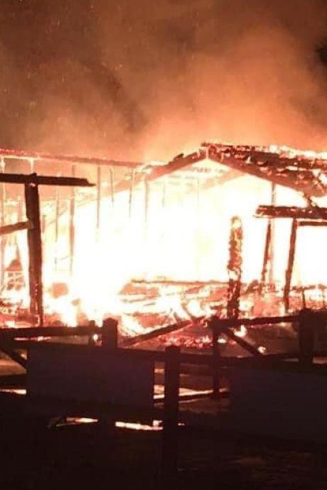 Achterhoekse paardenclub in hart geraakt door verwoestende brand: 'Een heel nare dag'