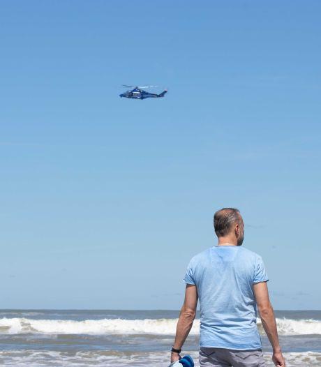 Zoekactie naar vermiste Duitse meisje (14) bij Ameland verder met onderwaterdrone