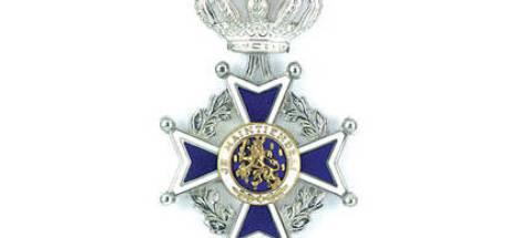 Koninklijke onderscheiding voor Tilburger Jan Heerkens