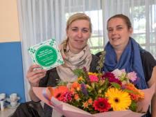 Leonie Verberne uit Geldrop is Gouden Buur Brabant: 'Je doet gewoon wat je hoort te doen'