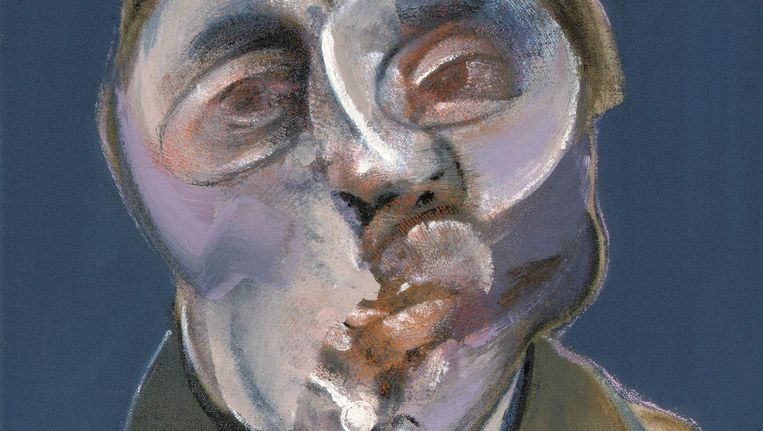 Francis Bacon, Zelfportret. Beeld null