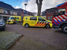 Brandweer heeft woningbrand aan Javastraat in Hengelo snel onder controle