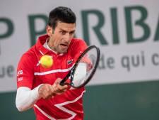 Djokovic: Van de grootste nederlagen leer je de belangrijkste lessen als tennisser