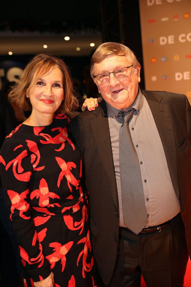 Veerle Dobbelaere en Jaak Van Assche