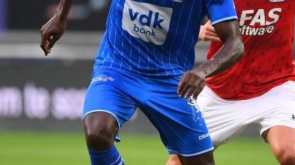 Elisha Owusu AA Gent Fra, 21 verdedigende middenvelder