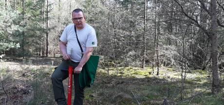 Meer dan 10.000 nieuwe bomen op de Sallandse Heuvelrug