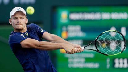 Op deze manier wil Goffin noodlijdend tennistoernooi in Bergen helpen