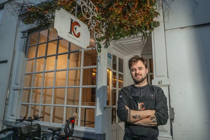 In 2019 kreeg EssenCiel van chef-kok Niels Brants een eerste ster.
